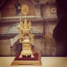Tabernacle doré