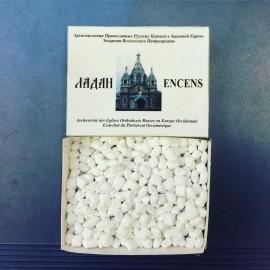 Encens SDO. Différents parfums (Orxidea, Chiparos, Mosc Sparta, Evlogito). Paquet de 500 gr.